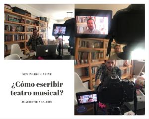 Cómo escribir teatro musical